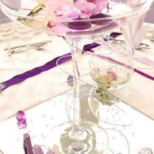 Vase Coupe Champagne
